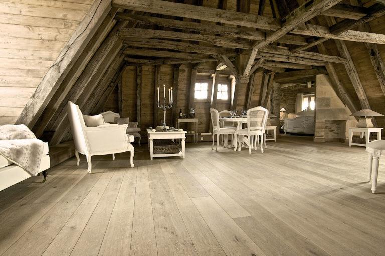 Xxl parket ofwel extra brede planken nobel flooring