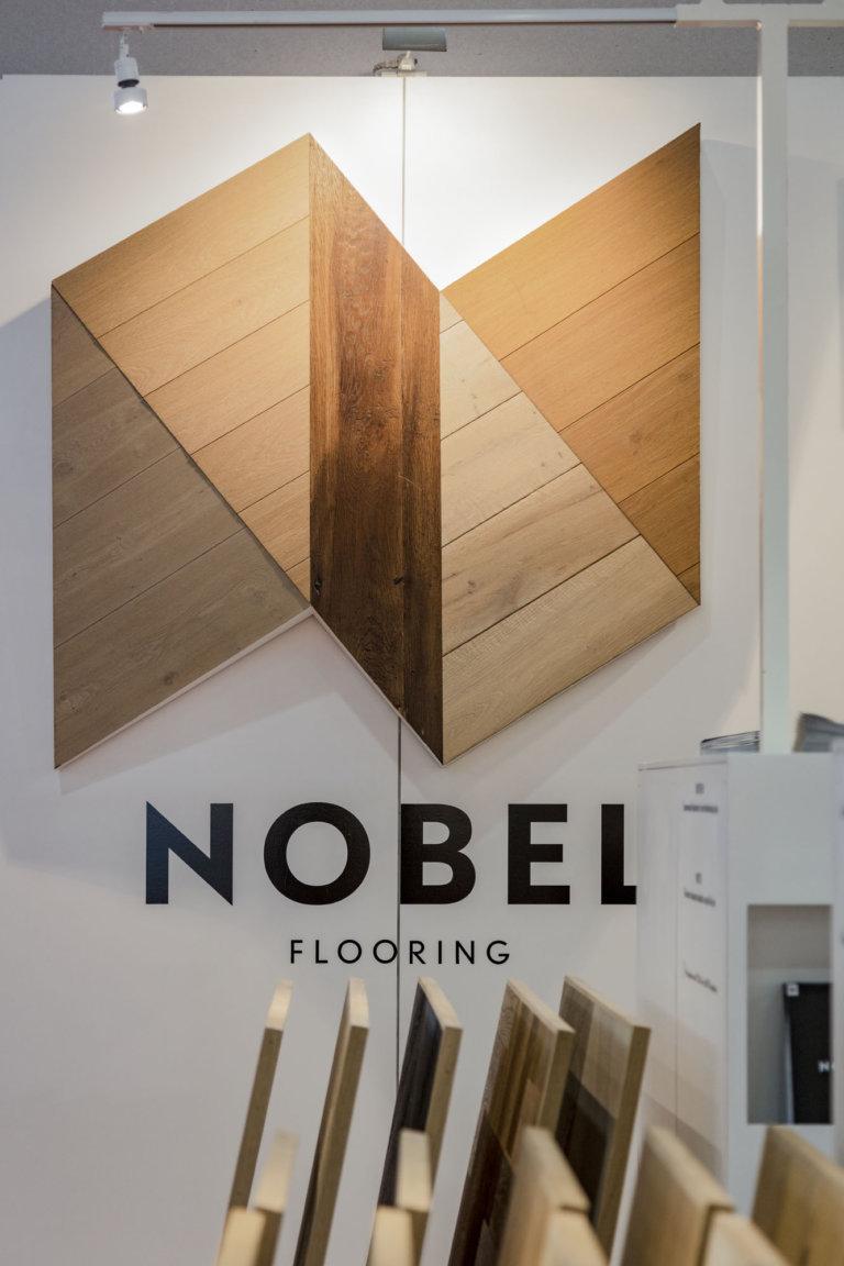 Beursstand van Nobel Flooring